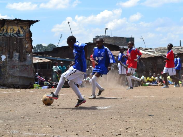 Unleashing the Girl Effect: teenage girls in the Mathare slums