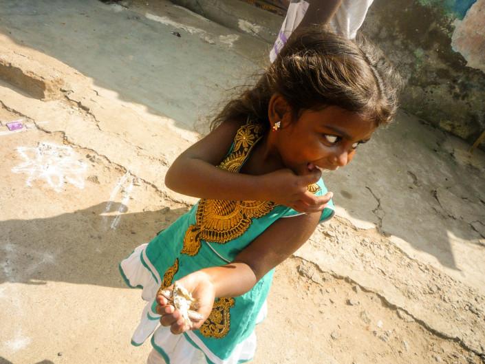 Exploring Creativity with the Chennai School Girls