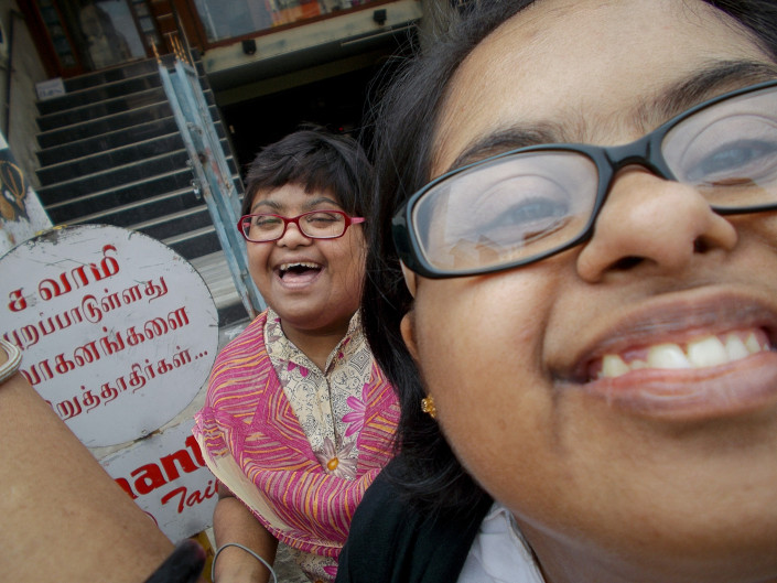 Beyond (Dis)abilities: Raising confidence - and awareness - of girls with Down's Syndrome in India