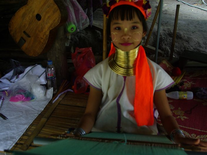 Crossing the border: empowering survivors of trafficking in Thailand