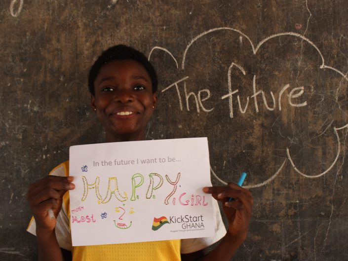 Educational aspirations: Empowering young women in Ghana