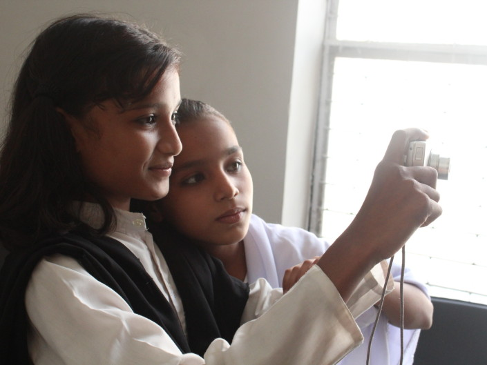 Finding other Malalas: non-formal school girls in Pakistan