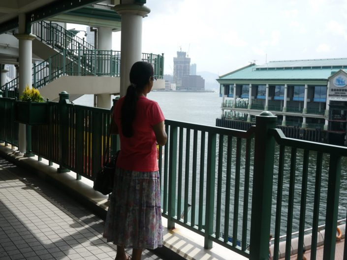 By the Unseen: Refugee women in Hong Kong