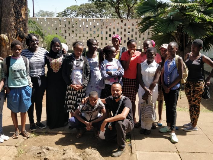 Breaking the silence on women's health in Kenya
