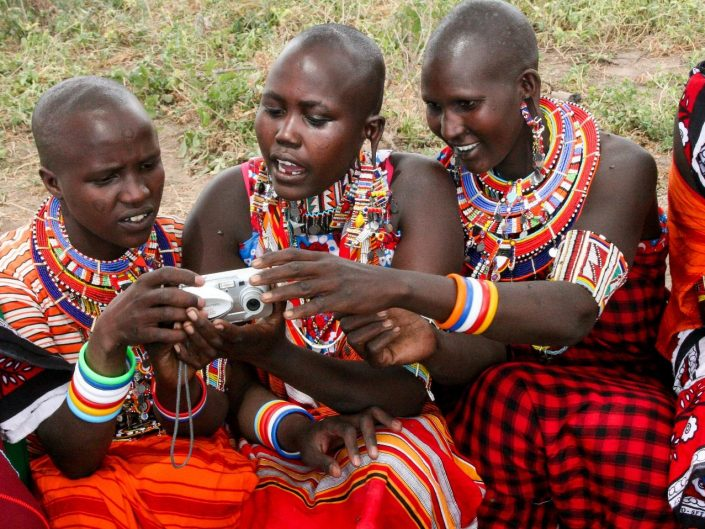 A peek into the lives of indigeous Maasai women, through their own lenses