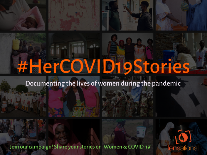 #HerCOVID19stories : documenting the impact of the pandemic on women